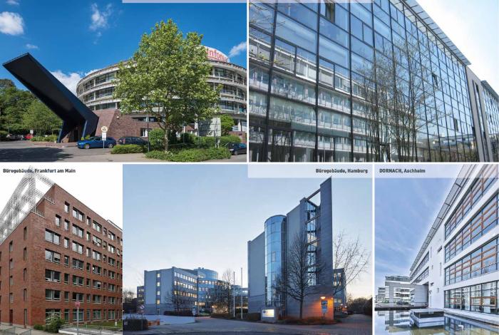publity AG Büroimmobilienmarkt 2021
